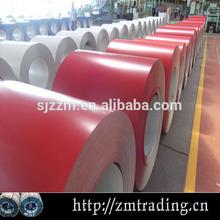 utilizados para a publicidade parede revestido de zinco coils