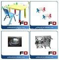Zhejiang Yuyao ménages de haute qualité table en plastique en plein air injection mold fournisseur