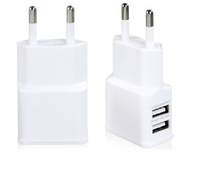 EU 2A Dual USB Wall Charger For iphone 6/S5 Note 4 Note 3/ipad air etc