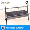 charcoal bbq grill with wheel,kebab grill,charcoal rotisserie