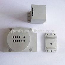 Natural anodization cnc machining aluminum parts