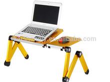 excellent laptop desk with mouse pad