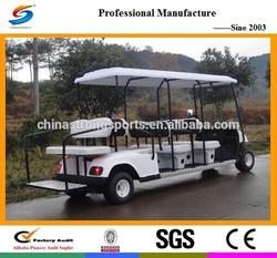 EC013 beautiful golf cart and mitsubishi truck