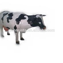 Fiberglass Products popular cartoone animal cow frp artwork