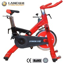 Indoor cycling bike/gym bike/hom gym/spinning bike(LD-910)