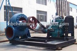 Alibaba express diesel engine belt driven water pump in Hebei Province