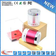 best bluetooth mini wireless vibration resonance speaker