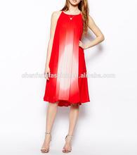 CHEFON Halter neck wholesale sun dresses for 2014