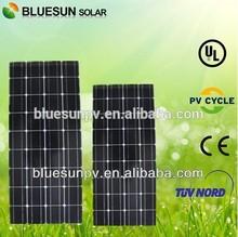 Bluesun best price mono 80w photovoltaic pv solar panels