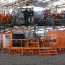 Advanced Carousel Rotational Moulding Machine