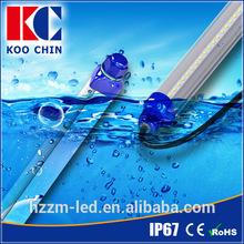 waterproof fluorescent fixture T8, waterproof led tube t8, T8 parking lot light