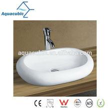 China ACB8032/8032A High Quality Fancy Ceramic Wash Basin