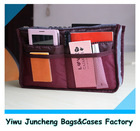 2014 Hot Sale Cheap Nylon Travel Bag Organizer /Bag In Bag Organizer