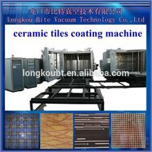 Mosaic tiles/ceramic tiles vacuum coating machine/gold plating machine