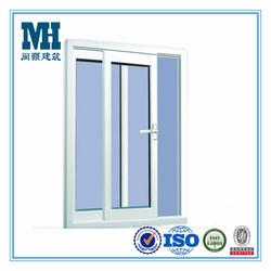 6063T5 Aluminium door and windows profiles of powder coating