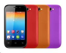 MD351 MTK Dual core phone 6572A 3.5inch HVGA Camera 0.3/0.3M 3G GSM GPS Bluetooth mobile phone
