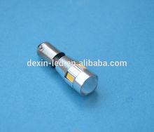 Best NEW Auto LED BA9S 6SMD 5730 CANBUS W5W T10/BA9S car led tuning light