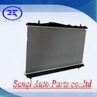 high performance auto spare parts radiator dubai