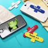 2014 New Touch U Silicone Cell Phone Stand With Customized Logo