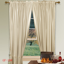 2015 high quality royal faux silk indian style curtains