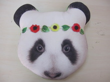 Top Selling Panda Shape Lovely Cushion