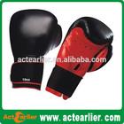 cheap high quality PU boxing gloves