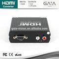 hdmi zu vga adapter mit rca audio