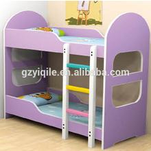 Comfortable kids bunk bed and kids bedroom furniture