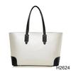H2624 2014 new style fashion PU leather handbag
