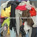 las ropas usadas del 100% del algotón de China
