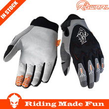 Rigwarl Top quality Superior Comfort and Performance Leather Motorcycle Racing Gloves