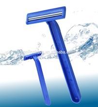 D209 professional twin blade disposable men shaving razor
