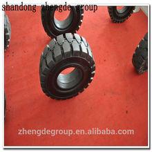 Hot sale!!!solid tyre 4.00-8 compression resistance wearproof heavy industry