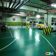 epoxy floor paint-anti slip wear-resistance color sand epoxy floor coating Garment Factory concret floor paint