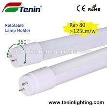 TUV approved led tube light 2835 SMD 4ft 18W led tube light Round T8 LED Tube Light tube8 japanese with CE&ROHS