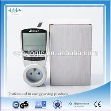 2014Hot-sale housing power meter&panel digital energy meter software LCD display monitor