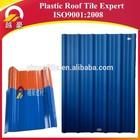 Corrugated PVC Roof Shingle Cover sheet
