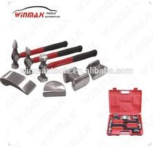 WINMAX Auto Body Panel Repair Tool Hammer Kit WT04753