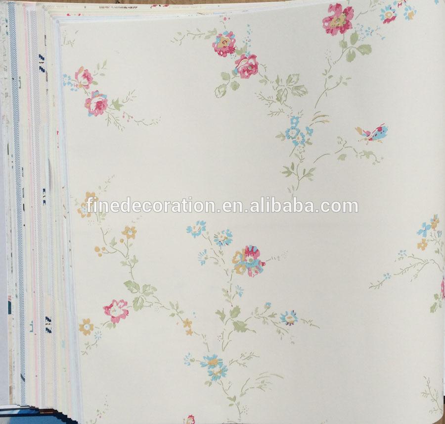 3d Design Flower Wallpaper Chinese Design 3d Natural Flower Wallpaper Decorative Wall Wallpaper Small