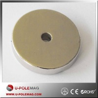 Permanent Monopole Magnet Customized High Quality N52 For Sale