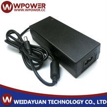 Desktop power adapter input 100 240v ac 50/60hz 12v 5a