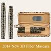 2014 new makeup mascara 3d green tea fiber lashes mascara