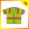 2015reflective safety work vest for wholesale