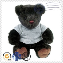 Factory direct sale New design plush toy teddy bear clothing
