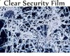 Security & Safety Window Films   Bomb Blast Protection Clear window film 1.52*20m 4mil