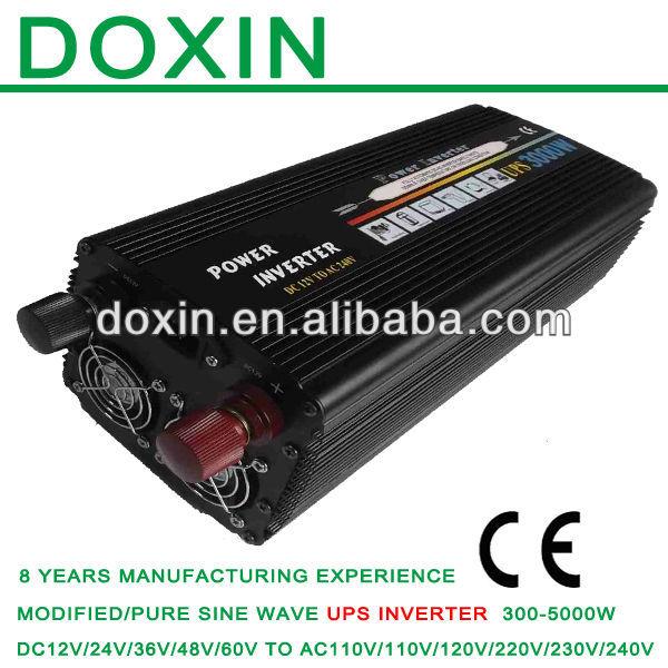 Doxin 3000 Вт 12 В 220 В