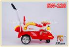 2014 lovely new design toy car baby swing car kids twist car -----Tianshun