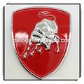 red bull fundo arte forma escudo esportes emblema do metal emblema etiqueta