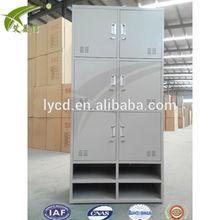 Hot sale steel shoe rack shoe cupboard