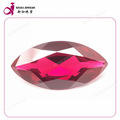 2014 best-seller rubin pedra sintética pedra de rubi bruto preços